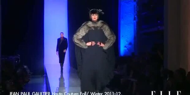 Jean Paul Gaultier HW 2011/12