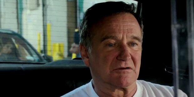 Robin Williams litt an Parkinson