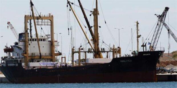 Neue Konfrontation mit Gaza-Hilfsschiff?