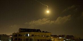 Luftangriff: Israel greift iranische Truppen an