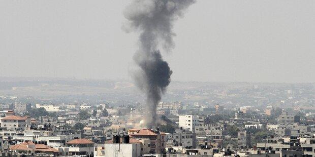 Tel Aviv erneut unter Raketenbeschuss