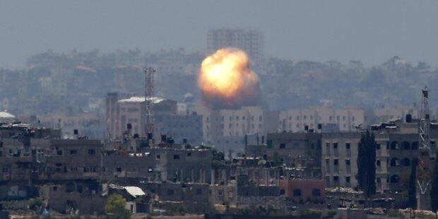 Gaza: Ägypten legt Friedensplan vor