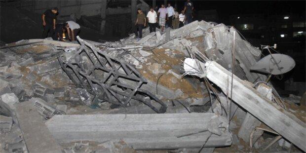 Gewalt im Gazastreifen flammt wieder auf