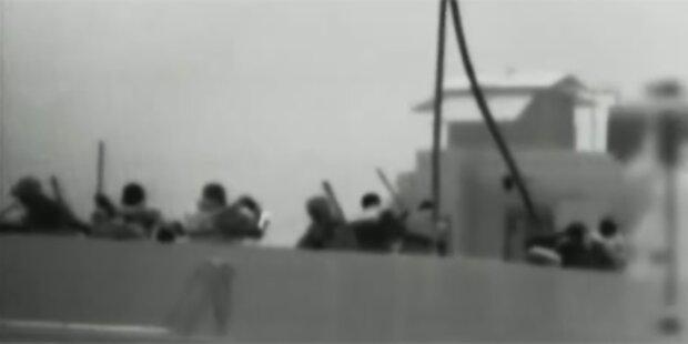 Gaza-Flotte: Haben Soldaten geplündert?