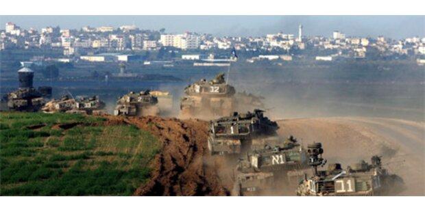 Israelische Truppen schließen Gaza-Stadt ein