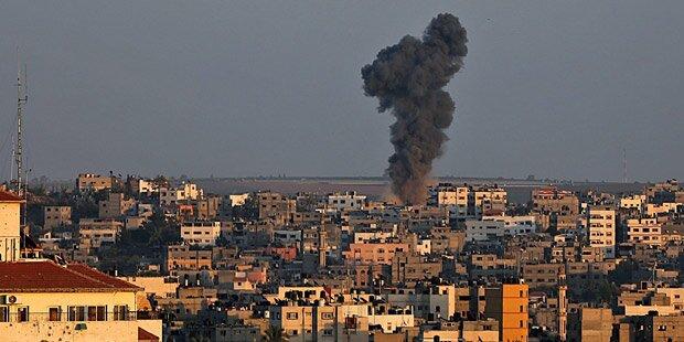 Gaza-Konflikt: Waffenruhe gescheitert