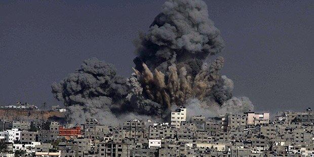 Israel verkündet Feuerpause