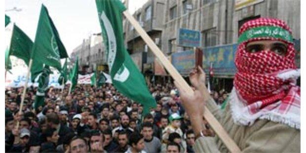 Handgranate tötet vier Menschen in Gaza