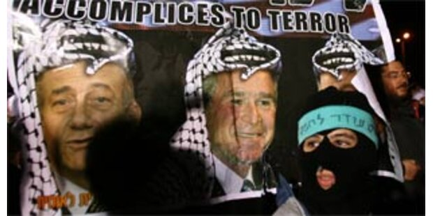 Olmert und Abbas wollen über Kernfragen verhandeln