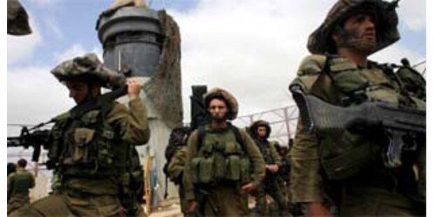Selbstmordanschlag auf israelischen Grenzposten