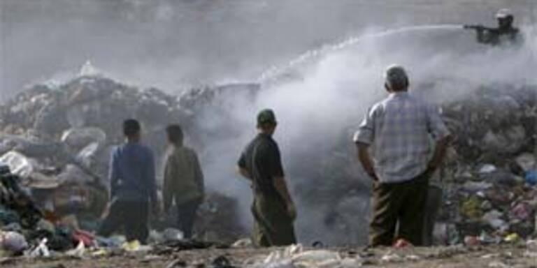 Prekäre Lage durch Dauerblokade im Gazastreifen