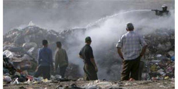 Israel dreht Gazastreifen Benzin ab