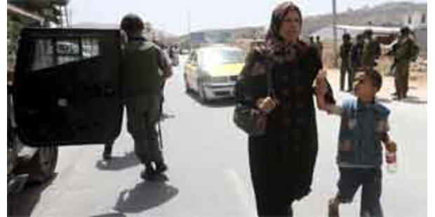 Israel öffnete Grenzübergänge zum Gaza-Streifen