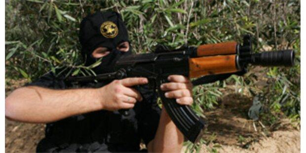 Israel riegelt Gaza-Grenze weiter ab