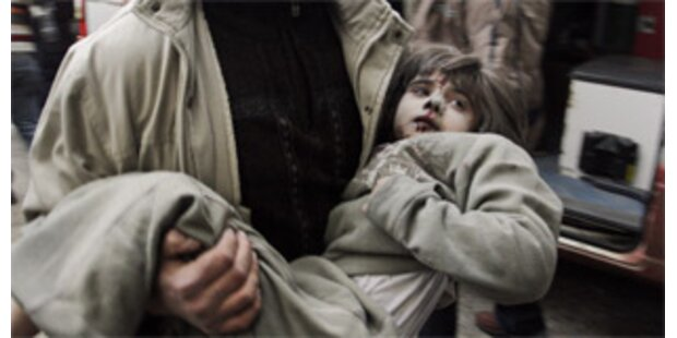 Israel setzt Luftangriffe in Gaza fort