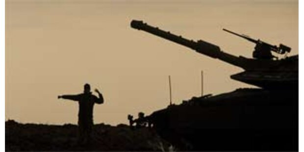 Israel setzt Angriffe auf Gaza fort