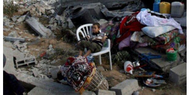 Im Gaza-Streifen herrscht plötzlich Ruhe