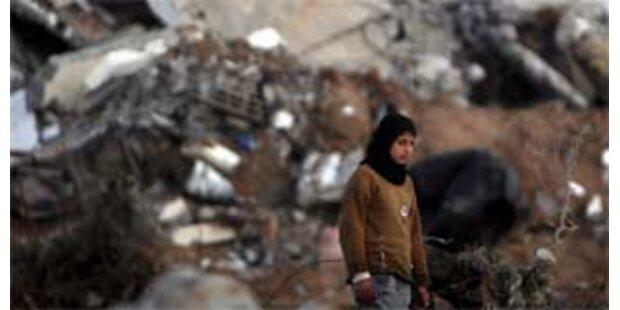 Israel will Hilfslieferungen erleichtern