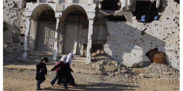 Raketen aus Gaza auf Israel abgefeuert