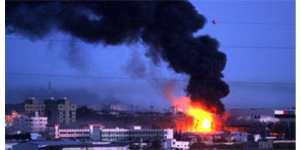 Israel verschärft Angriffe in Gaza
