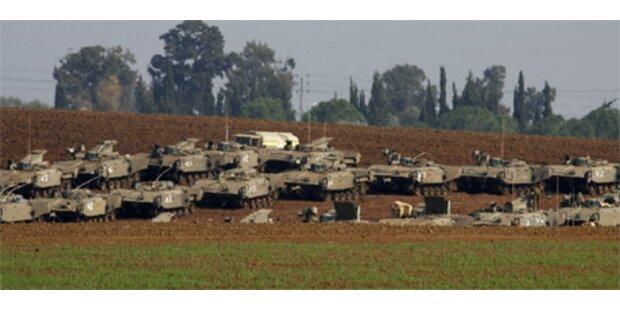 Olmert lehnt Waffenruhe-Vorschlag ab