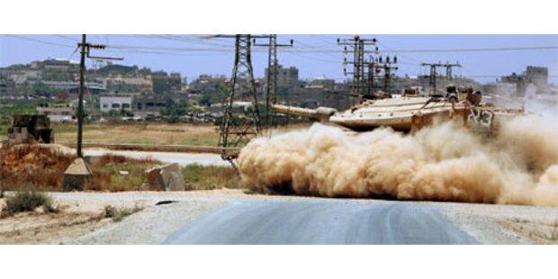 Israel macht die Grenzen wieder dicht