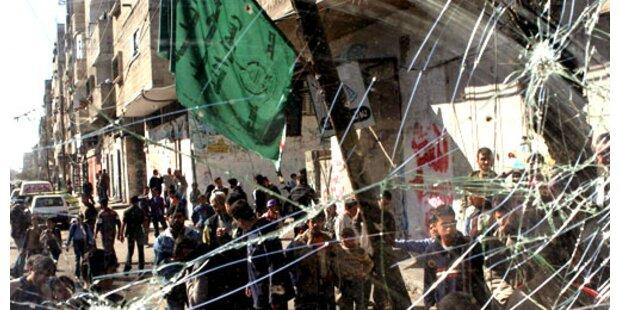 Drei Tote bei Kämpfen in Gaza