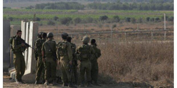 Israel will Gaza-Streifen Strom abdrehen