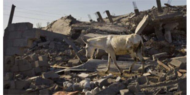 Israel fliegt Angriffe im Gazastreifen