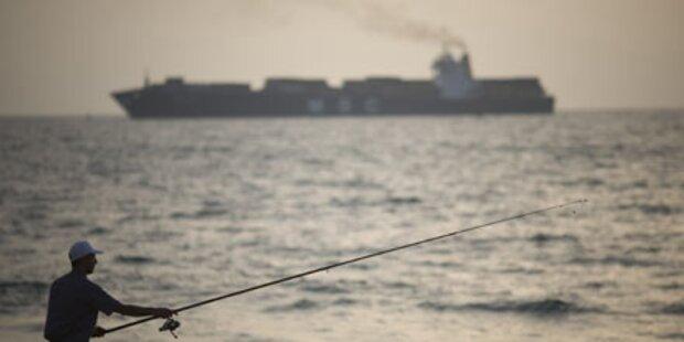 Libysches Schiff: Gazastreifen doch Ziel