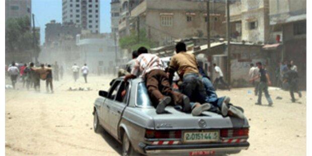 Israelis töten vier Palästinenser