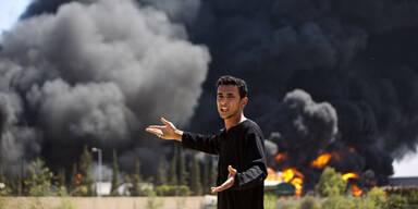 Gaza: Kraftwerk nach Beschuss außer Betrieb