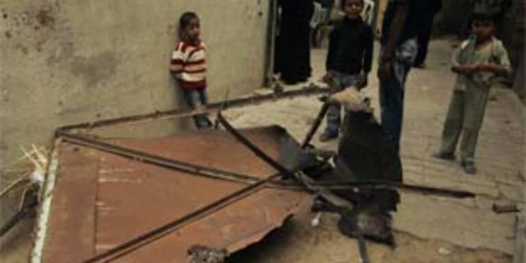 Ziel des israelischen Angriffs
