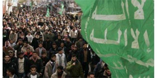 Groß-Demos gegen neue Mohammed-Karikaturen