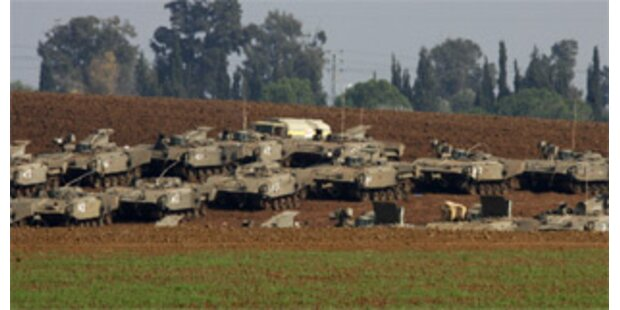 EU: Einmarsch Israels