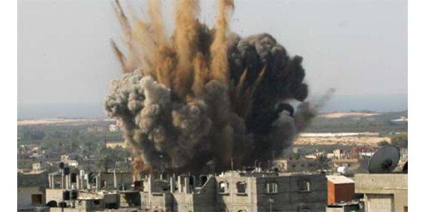 Blutige Häuserkämpfe in Gaza-Stadt