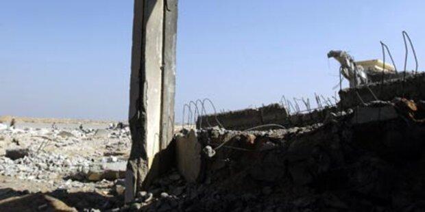 Israel: Luftangriffe im Gazastreifen