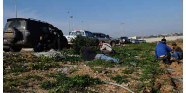 7 Österreichern misslang Flucht aus Gaza