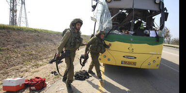 Bus Gaza