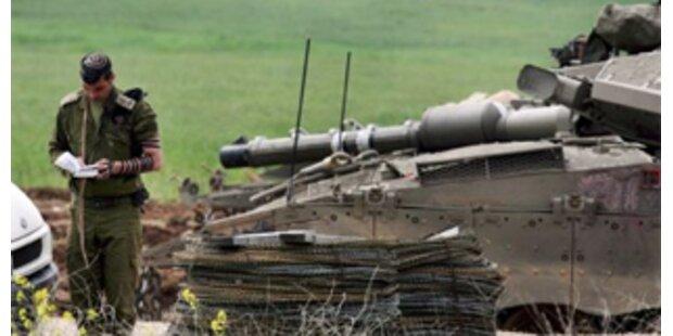 Israel riegelt den Gazastreifen ab