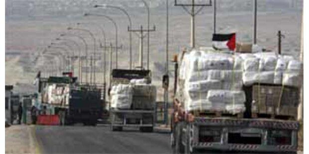 Israel lockert Grenzblockaden zum Gazastreifen