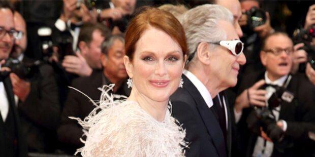 Cannes: Preis für Julianne Moore