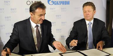 OMV und Gazprom fixieren South-Stream-Deal