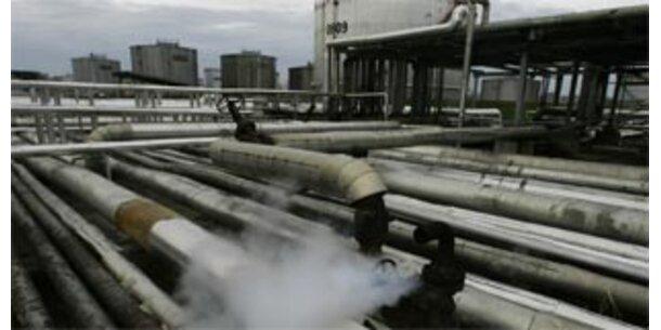 Gazprom will Ukraine den Gashahn zudrehen
