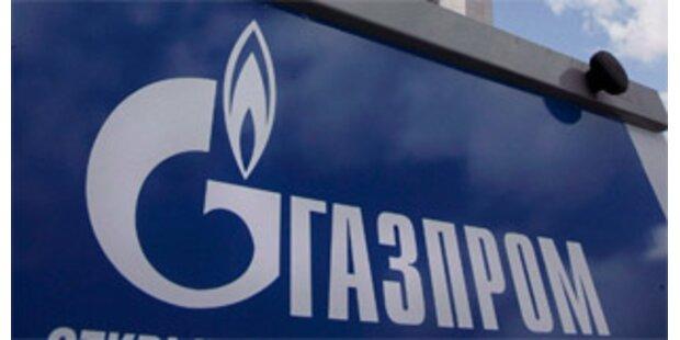 Russland halbiert Gasexport in die Ukraine