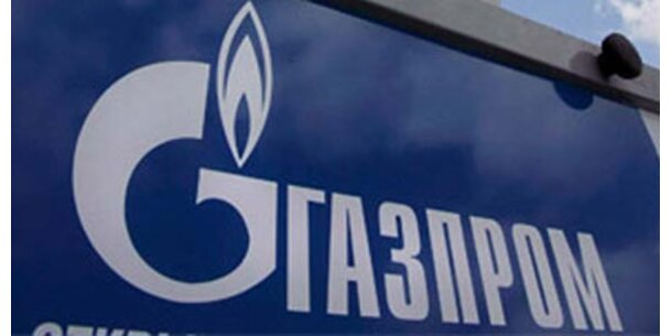 Gazprom - neue Gasunterbrechung möglich