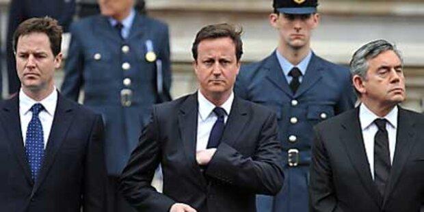 GB: Gespräche über Koalition gehen weiter