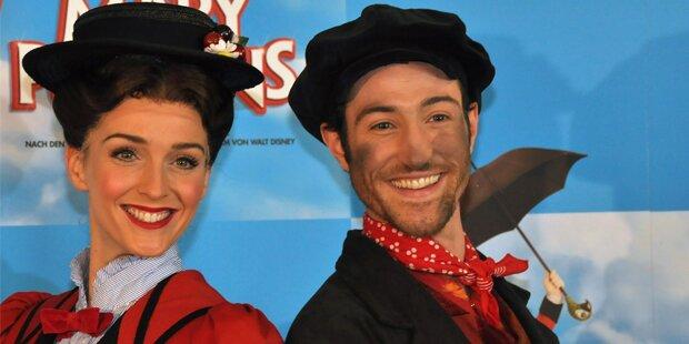 Mary Poppins: Die Hauptdarsteller
