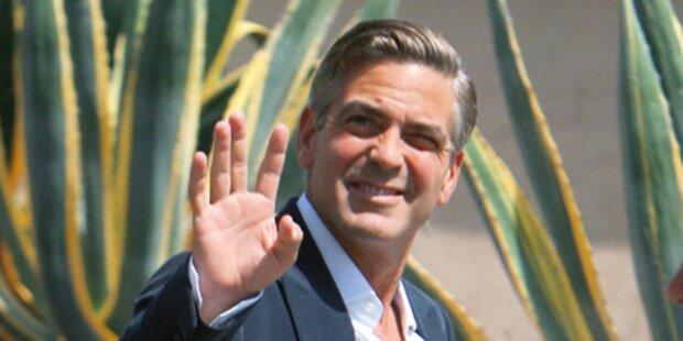 Clooney & Co. bald am roten Teppich