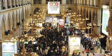 Alle Highlights der Game City 2012 in Wien